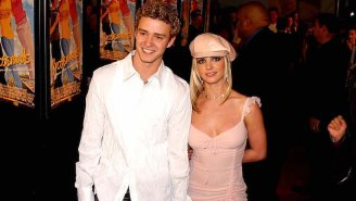 Britney Spears Shared How Justin Timberlake Helped Her Settle Down Before Her 2001 VMAs Performance