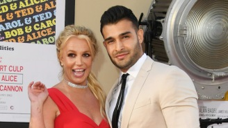 Sam Asghari Has Some Concerns About Netflix's Upcoming Britney Spears Documentary
