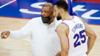 Ben Simmons Was Cleared To Workout After Getting Treated For Back Tightness But Went Home And Is 'Not Mentally Ready To Play'