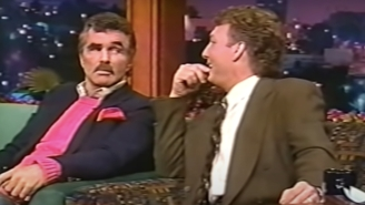 A Notorious 'Tonight Show' Fight Between Burt Reynolds And Marc Summers Has Once Again Resurfaced