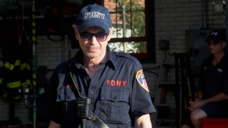 Steve Buscemi Says He 'Absolutely' Has PTSD From Working As A Volunteer Firefighter After 9/11