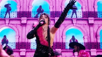 Camila Cabello Danced Her Way Through Her New Single 'Don't Get Yet' At The 2021 VMAs