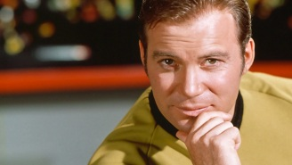 William Shatner's Actually Pulling A Captain Kirk And Heading To Space On A Bezos Ship