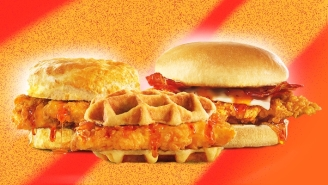 We Tried Carl's Jr/ Hardee's New Hot Honey Chicken Line — Here's What To Try And What To Skip