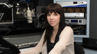 Carly Rae Jepsen Reflects On Ten Years Of 'Call Me Maybe' With A Story About Meeting Early-Career Haters