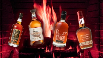 Cask Strength Bourbons That Are Perfect For Fall, Power Ranked