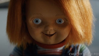 A Sneak Peek Clip From The 'Chucky' TV Series Shows The Killer Doll's Messy Attempt At A Frog Dissection