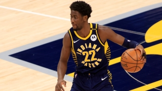 Caris LeVert Reportedly Has A Stress Fracture In His Back