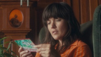 Courtney Barnett Looks For The Bright Side On 'Write A List Of Things To Look Forward To'