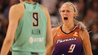 The Mercury Escaped The First Round Against New York Thanks To A Liberty Foul With 0.4 Seconds To Play