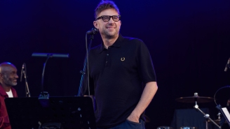 Damon Albarn Finds A Way To Appreciate Darkness On His Latest Single, 'Royal Morning Blue'