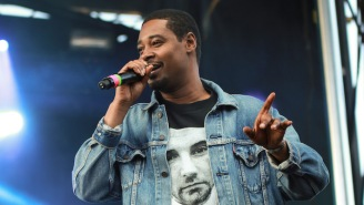 Danny Brown Was Excited He 'Didn't Bomb' His First Time Doing Standup Comedy Opening For Hannibal Buress