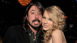 Dave Grohl Is Impressed With Taylor Swift's Re-Recorded Albums And Once Wanted To Do Something Similar