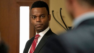 Demore Barnes, The First Black Deputy Chief In 'SVU' History, Is Just As Confused As You Are About His Exit