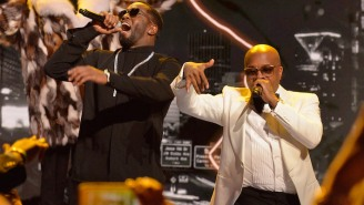 Diddy And Jermaine Dupri Playfully Traded Shots And Held A Mini 'Verzuz' Battle On Instagram Live