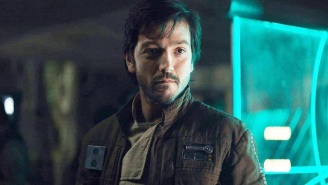 Diego Luna Teases That His Cassian Andor 'Rogue One' Spin-Off Show Will Feature Some 'Familiar Faces'