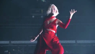 Doja Cat Stuns With A Gravity-Defying VMA Performance Of 'Been Like This' And 'You Right'