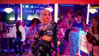 Doja Cat Covers The 'Grease' Classic 'You're The One I Want' In A New Pepsi Ad