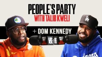 Talib Kweli & Dom Kennedy On Nipsey, The Game, LA Life, Gangbanging & Hit-Boy