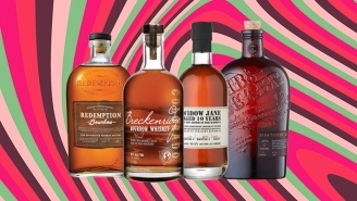 Drizly's Bestselling Bourbon Whiskeys From Outside Kentucky, Ranked