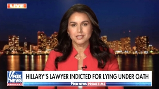 Former Dem Congresswoman Tulsi Gabbard Went On Fox News To Claim That Hillary Clinton Conspired With The Deep State To Take Her Down