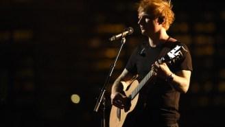 Ed Sheeran Performed His Insanely Catchy New Single 'Shivers' At The 2021 VMAs