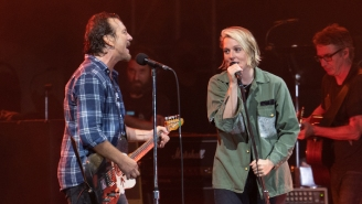 Brandi Carlile Joined Pearl Jam Onstage Over The Weekend To Sing 'Better Man'