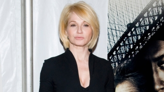 Ellen Barkin (And Others) Flash-Fried Ted Cruz For Lauding Larry Nassar's Sexual Assault Victims While Also Supporting Texas' Nutso Abortion Law