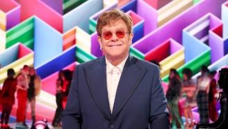 Elton John Announces A Collaborative Album Featuring Lil Nas X, Nicki Minaj, Dua Lipa, And More