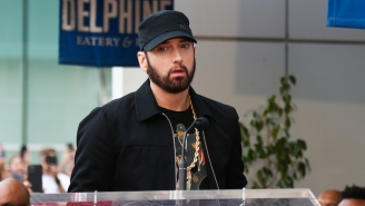 Eminem Is Turning His 'Mom's Spaghetti' Pop-Up Concept Into A Permanent Restaurant