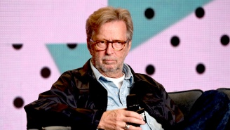 Eric Clapton Played A Venue With A COVID Vaccine Mandate After Insisting He Would Not Do That