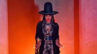 Erykah Badu Gifted Rihanna Her Infamous Panty Perfume At The Savage X Fenty Fashion Show