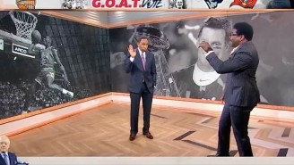 Michael Irvin And Stephen A. Smith Got Off To A Hilariously Shouty Start Together On 'First Take'