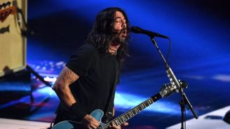 Foo Fighters Celebrate Their VMA Global Icon Award Win With A Performance Of Their Biggest Hits
