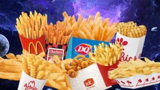 The Best French Fries In The Fast Food Universe, Ranked