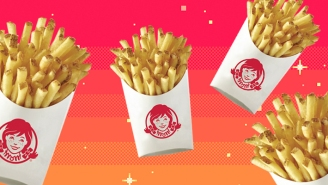 We Tested Wendy's New Hot & Crispy Fries To See If They Live Up To The Name
