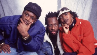 Fugees Are Going On A Reunion Tour To Celebrate 25 Years Of 'The Score'