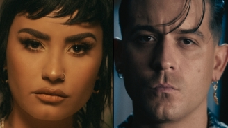 G-Eazy Reflects On Fame And Shame In His Searing 'Breakdown' Video Featuring Demi Lovato