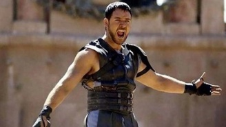 Ridley Scott Says The Script For The 'Gladiator' Sequel Is Being 'Written Now' And He'll Film It After His Napoleon Movie