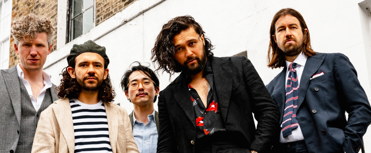 Checking In With Gang Of Youths As They Work On Their Experimental New LP