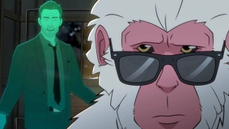 Jason Sudeikis Moves From Soccer Coach To Ghost Advisor To A Primate Assassin In Marvel's New Hulu Series