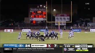 Hamilton Erased A 17-Point Deficit To Bishop Gorman In 70 Seconds In The Craziest Comeback Ever