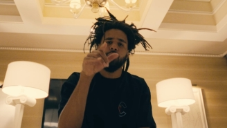 J. Cole Uses Drake's 'Pipe Down' To Grapple With Fame And Success On 'Heaven's EP'