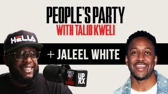 Talib Kweli & Jaleel White On 'Family Matters' & More