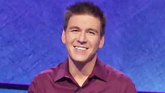 James Holzhauer Took A Playful Shot At Current 'Jeopardy!' Superstar Matt Amodio