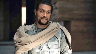 Jason Momoa Says There's A Secret Message To His Son Hidden In 'Dune'