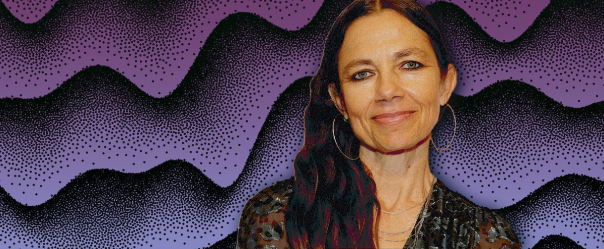 Justine Bateman On Why She Has A Lot On Her Mind And Putting It All Out There In 'Violet'