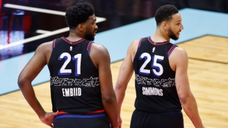 Joel Embiid Gave A Lengthy Answer On Why The Sixers 'Have Always Been Built Around' Ben Simmons' Needs