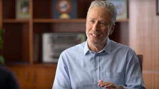 The 'The Problem With Jon Stewart' Trailer Offers The Closest Look Yet At Stewart's New TV Home