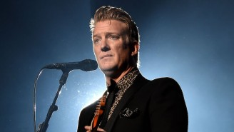Josh Homme's Children Reportedly Had Their Requests For Restraining Orders Against Him Denied Twice